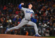 Los Ángeles Dodgers ganan el primer partido de la Serie Divisional